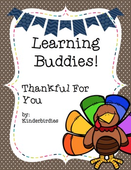 Learning Buddies: Thankful For You