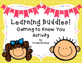 Learning Buddies: Getting to Know You Activity