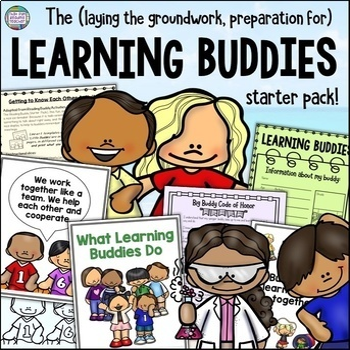 Learning Buddies Starter Pack