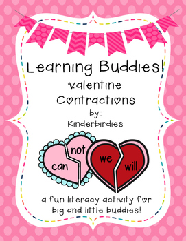 Learning Buddies: Valentine Contractions