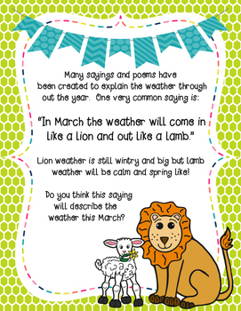 Learning Buddies: Weather Words