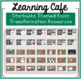 Learning Cafe (Starbucks Theme!) Transformation Resources!