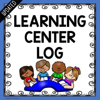 Learning Center Log