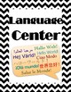 Learning Center Posters Classroom Decorations by Sweet Southern Charm