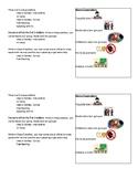 Learning Center directions - -er verbs, likes & dislikes
