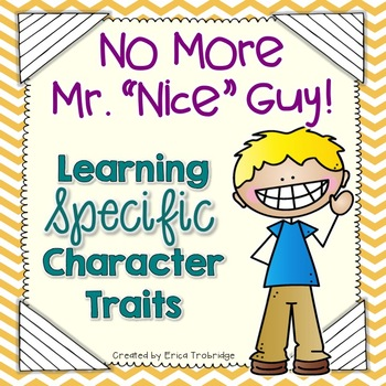 Learning (Specific) Character Traits Through the Year