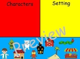 Learning Characters and Setting for Promethean Board