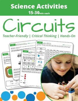 Learning Circuits - Short Activity Bundle
