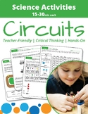Learning Circuits - Short Activity Bundle
