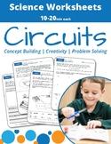 Learning Circuits Worksheet Bundle