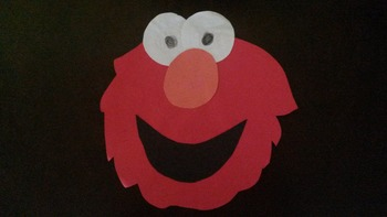 Learning the color RED with Elmo