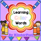 Learning Color Words