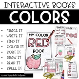 Learning Colors   Color of the Week Activities   Interactive Color Books