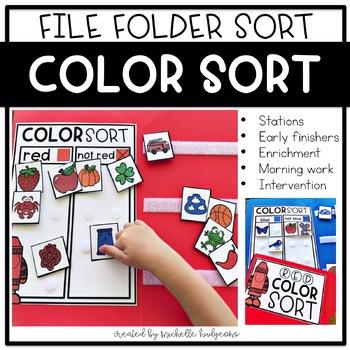 File Folder Games Pre-k & Worksheets | Teachers Pay Teachers