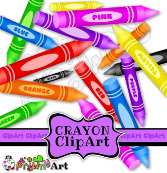 Learning Colors Kids Colouring Crayons Activity Clip Art