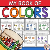 Learning Colors - My Book of Colors