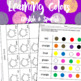 Learning Colors Worksheets