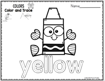 Learning Colors for Toddlers 2