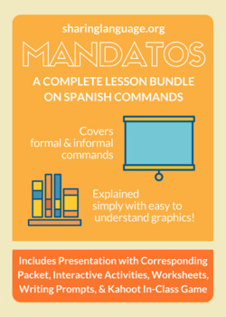 Learning Commands - Complete Spanish Lesson