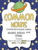 """Learning Common & Proper Nouns with """"The Force"""""""
