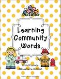 Learning Community Words K-4