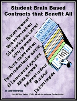 Brain Based Contracts to Benefit Upper Grade Students in A