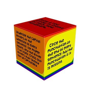 Learning Cube - Rainbow Editing