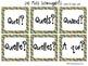 Learning Cube inserts Les Mots Interrogatifs
