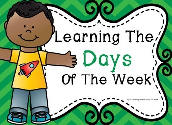 Learning Days Of The Week