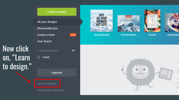Learning Design Techniques with the Free Online Design Tool Canva