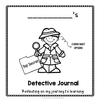Learning Detective Journal~ Reflecting on a journey to learning