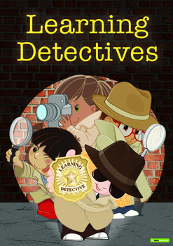 Learning Detectives Classroom Theme Pack