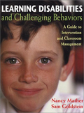 Learning Disabilities & Challenging Behavior: Intervention