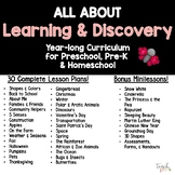 Learning & Discovery Preschool & PreK Curriculum Bundle