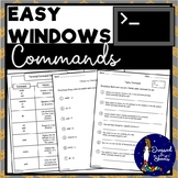 Learning Easy Windows Commands