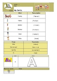Learning English (Lessons 1-8)