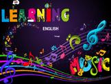 Learning English Through Music