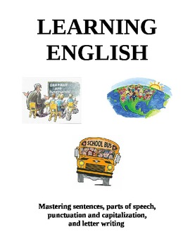 Learning English and Mastering English Usage, Activities and Worksheets
