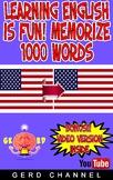 Learning English is Fun! Memorize 1000 Words