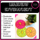 "Learning Environment- A ""Wheel"" to Learn"