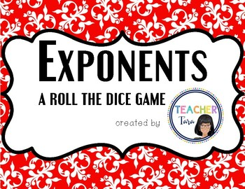 Learning Exponents with Dice