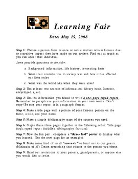 Learning Fair Directions and Example--Brittany F.