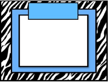 Learning Focus Posters Blank, Phonics, Grammar