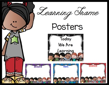Learning Frame Posters