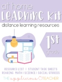 Learning From Home Kit for 1st Grade