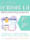 Learning From Home Kit for 2nd and 3rd Grade