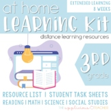 Learning From Home Kit for 3rd Grade EXTENDED Lessons Dist