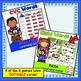Camping Themed BUNDLE of Literacy Learning Games
