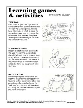 #4 Learning Games & Activities