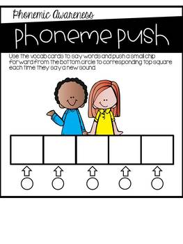 Phonemic Awareness Games in French